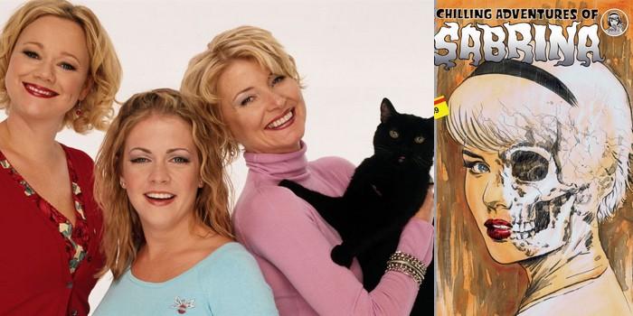 Sabrina l'apprentie sorcière va revenir sur Netflix, dans une nouvelle version