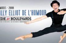 [Spectacle] Jérémy James aurait voulu... être aussi bon humoriste que danseur