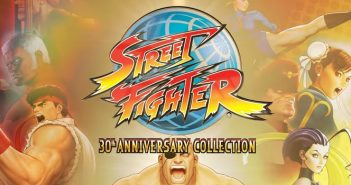 Street Fighter 30th Anniversary Collection est annoncé et arrive en 2018 !