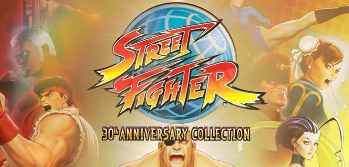 Street Fighter 30th Anniversary Collection est annoncé et arrive en 2018 !