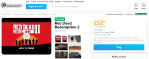 Red Dead Redemption 2 la date de sortie dévoilée avant l'heure