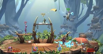 [Test] Brawlout : un simple Smash Bros like de plus ?
