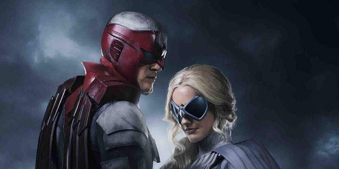Titans : après Robin, Hawk et Dove se dévoilent !