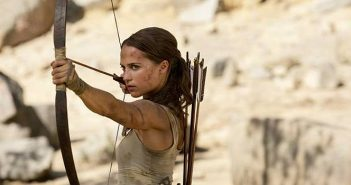 Tomb Raider : de nouvelles photos de Alicia Vikander !