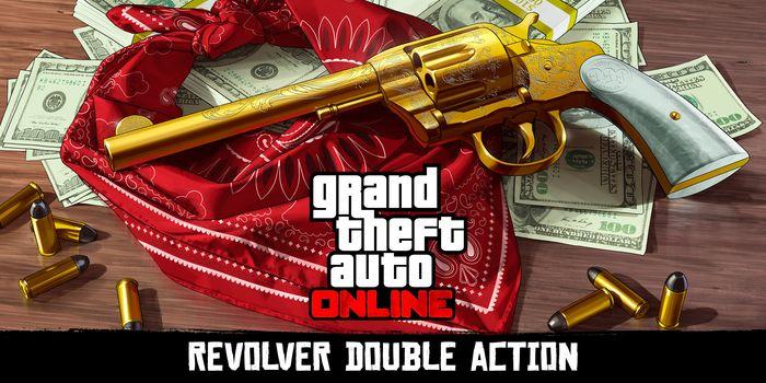 Gta online : Comment récupérer le revolver de Red Dead Redemption ?