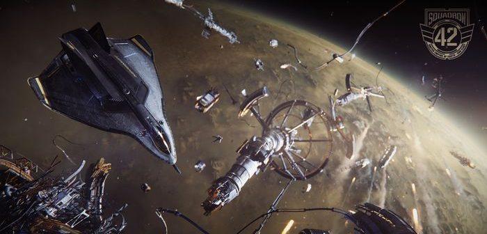 Star Citizen : Squadron 42 fait le show avec une heure de gameplay inédit !