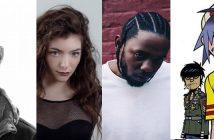 Musique : notre top / flop albums de 2017 et la playlist de l'année !