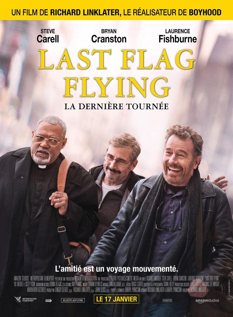 [Concours] Last Flag Flying : 5x1 places de ciné à gagner !