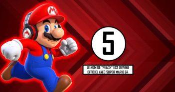 5 révélations inattendues sur Super Mario 64 !