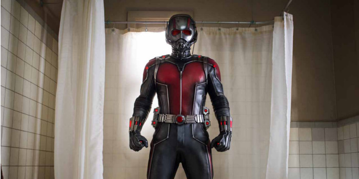 Ant-Man and the Wasp enfilent leur costume sur une nouvelle image !