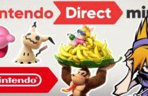 Bilan du Nintendo Direct portages, DLC et petite pépite