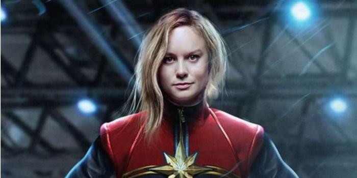 Captain Marvel : le costume surprenant de Brie Larson !