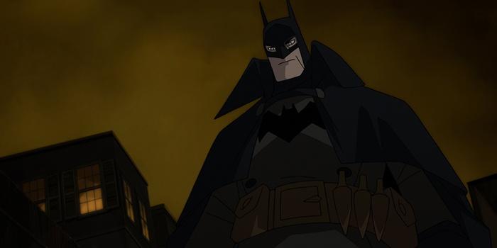 Critique Batman : Gotham by Gaslight : le Dark Knight au sommet !