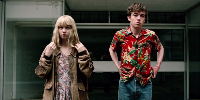 [Critique] The End of the F*** World : timide fin du monde
