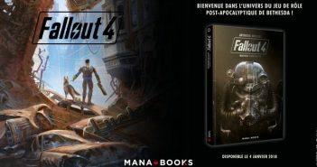 [Critique livre] Fallout 4 Imaginer l'Apocalypse, l'artbook à conserver à Red Rocket !