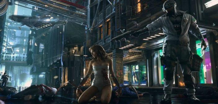 Cyberpunk 2077 tease-t-il sa présence à l'E3 2018 ?
