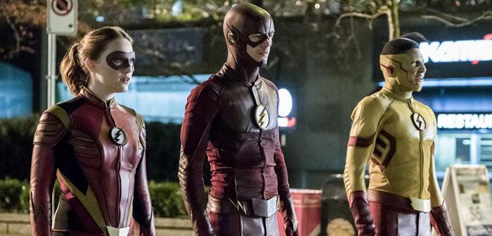 DC's Legends of Tomorrow a trouvé sa nouvelle recrue chez The Flash
