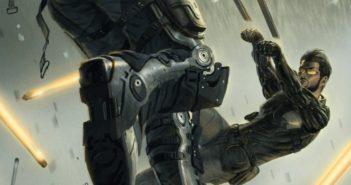 Critique Deus Ex Universe : Dissidence (tome 1) et grosse cadence