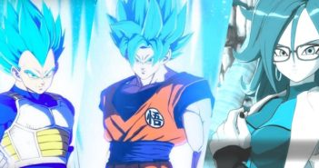 Dragon Ball FighterZ comment débloquer C-21, Gokû SS Blue et Vegeta SS Blue