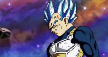 Dragon Ball Super : Vegeta se chauffe dans la preview de l'épisode 126