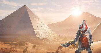 God of War risque d'aller poutrer du Dieu égyptien