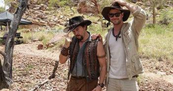 Margot Robbie et Hugh Jackman rejoignent la blague Dundee !