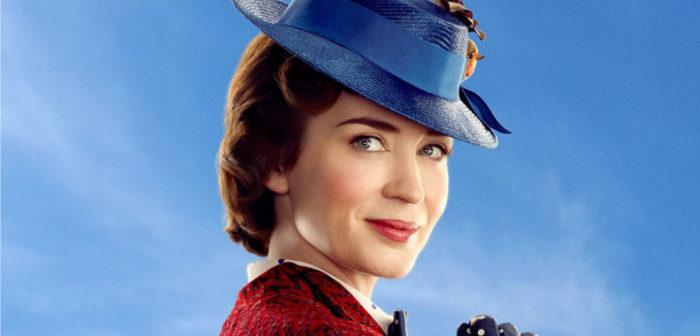 Mary Poppins : une nouvelle photo où elle effraie des gosses