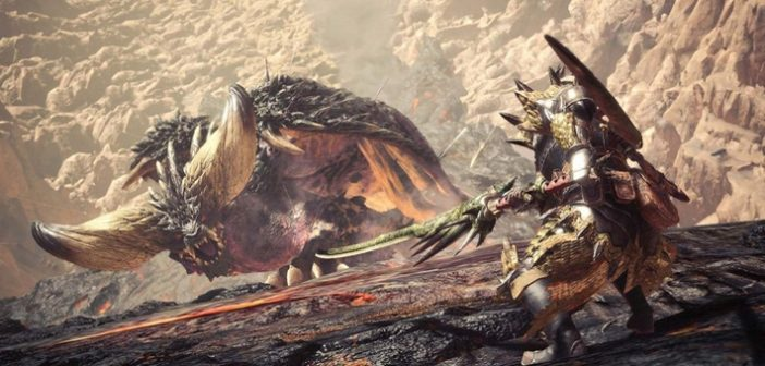 Monster Hunter World petit guide de capture facile