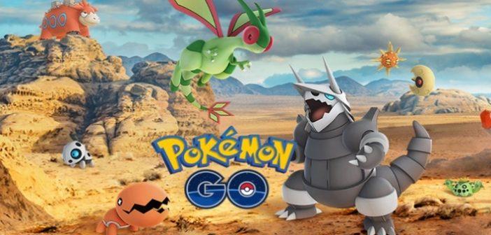Pokémon Go, quels sont les 23 nouveaux Pokémon ?