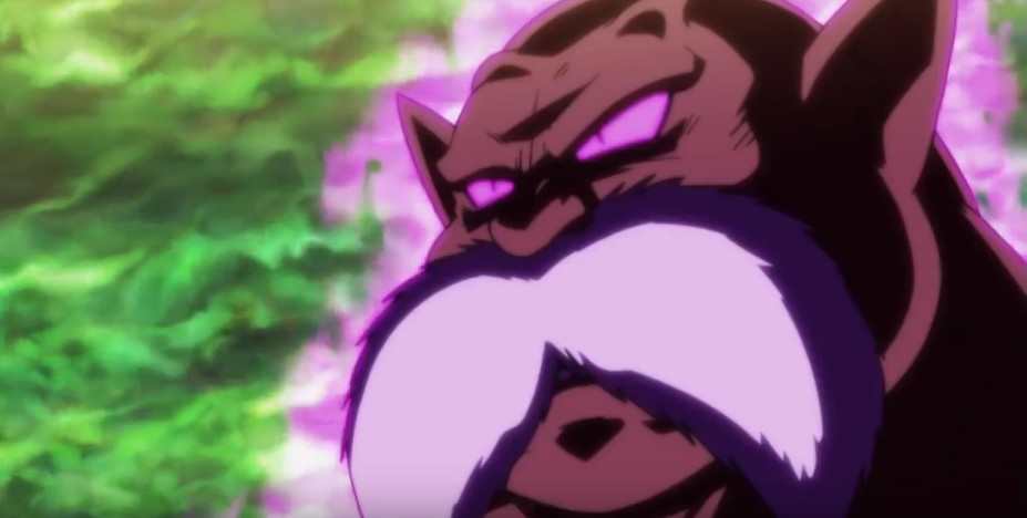 Dragon Ball Super : le Toppo Dieu de la destruction se dévoile !