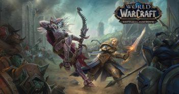 World of Warcraft Battle for Azeroth nouvelles races, date de sortie... tout ce qu'il faut savoir sur la prochaine extension !