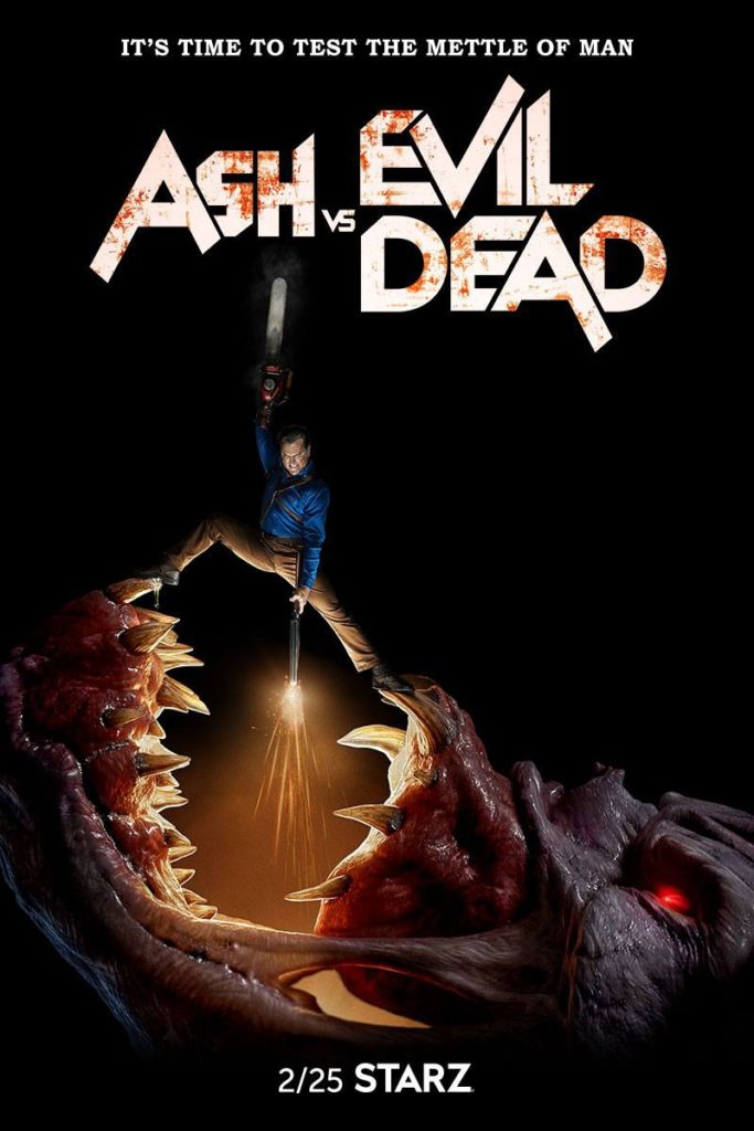 Ash vs Evil Dead saison 3 : les joies (sanglantes) de la paternité
