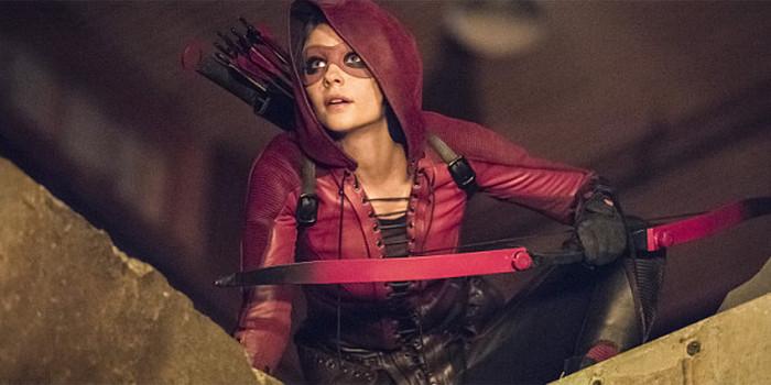 Arrow: les retrouvailles entre Roy et Speedy en images!
