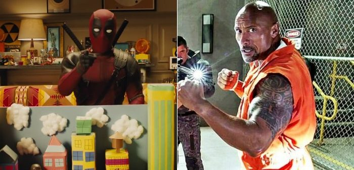 Le réal' de Deadpool 2 sur le spin-off Fast and Furious avec Dwayne Johnson ?
