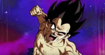 Dragon Ball Super 128 : le teaser nous montre un Vegeta au bout de lui-même !