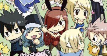 Critique Manga Fairy Tail S tome 1 : du charme et de la nostalgie