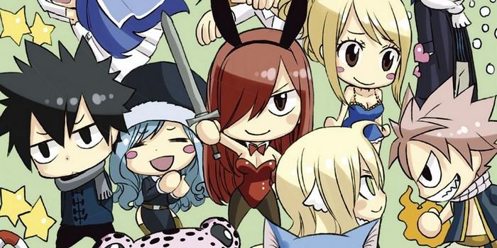 Critique Manga Fairy Tail S Tome 1 Du Charme Et De La