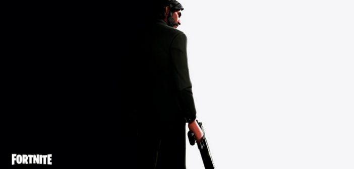 Fortnite : John Wick débarque pour la Battle Royale !