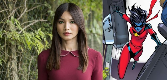 Captain Marvel : Gemma Chan embauchée en tant que Doctor Minerva