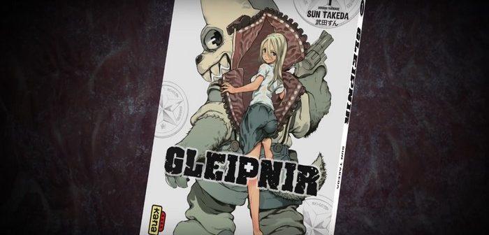 Critique Manga Gleipnir tome 1: préparez-vous à gémir!