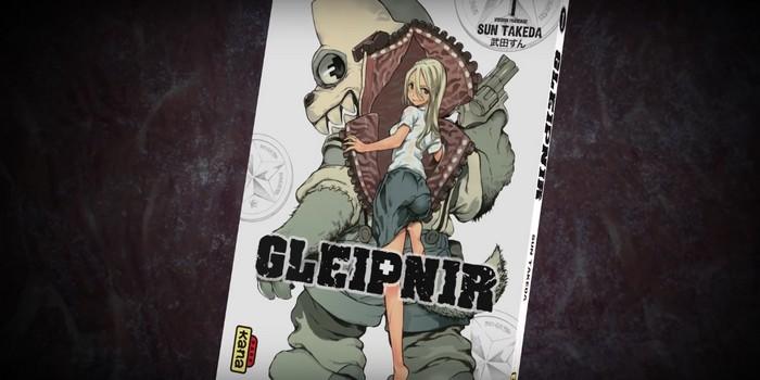 Critique Manga Gleipnir tome 1 : préparez-vous à gémir !