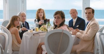 Film Happy End de Michael Haneke