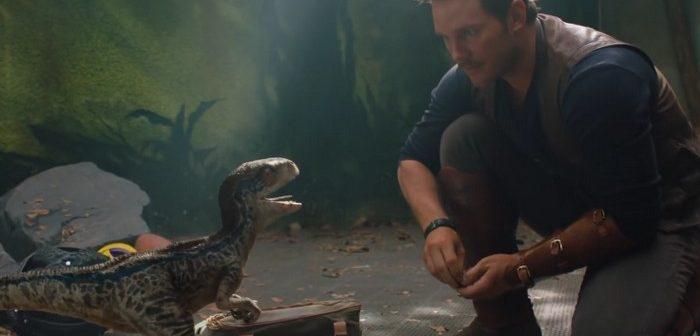 Jurassic World 3 nous donne rendez-vous dans 3 ans !