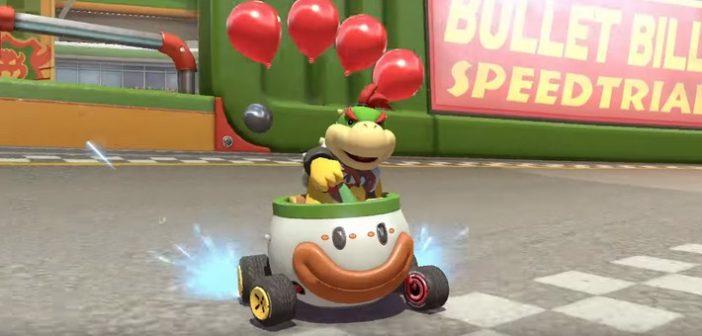 Mario Kart Tour débarque sur mobiles !