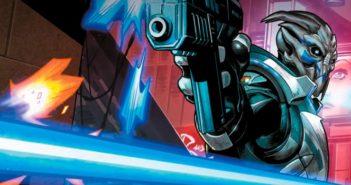 Critique Comics Mass Effect Nouveau Monde : avant Andromeda