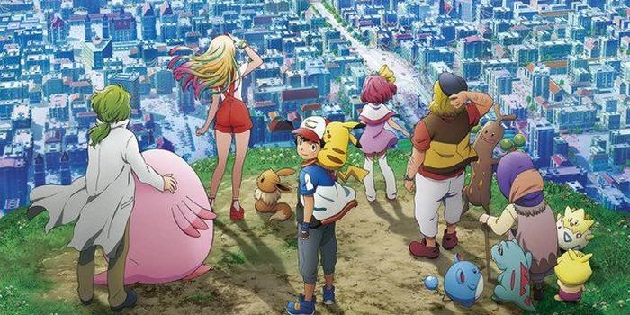 Pokémon : une bande-annonce pour le 21e film de la saga !