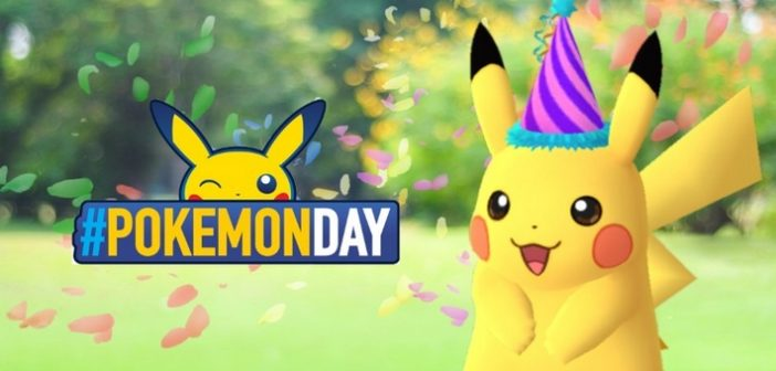 Pokémon GO : dernier jour pour attraper des Pichu et Pikachu shiny chapeautés !