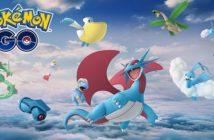Pokémon Go comment attraper le Légendaire Rayquaza