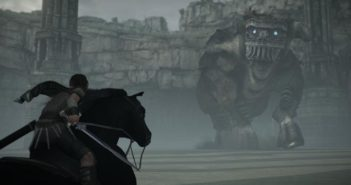 Test Shadow of the Colossus : toujours aussi géant !