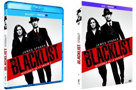 Concours The Blacklist saison 4 : 2 coffrets Blu-ray et 2 coffrets DVD à gagner !